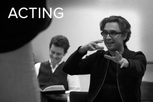 Acting - Salon Collective