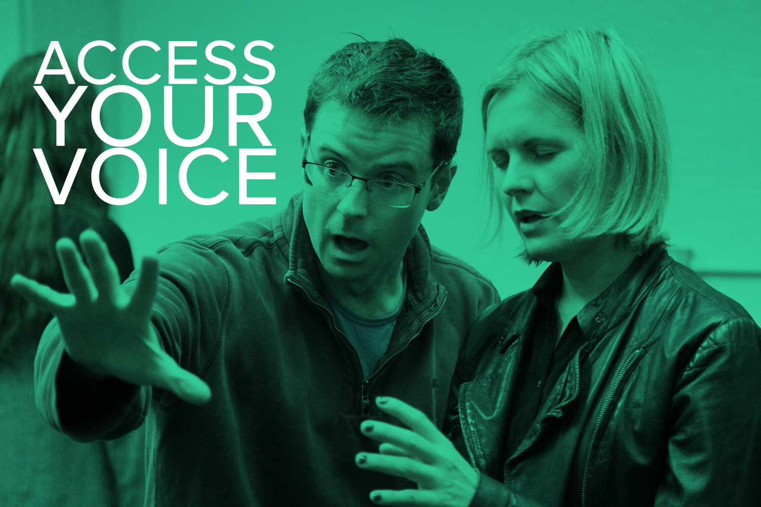 Access Your Voice – 10 week course