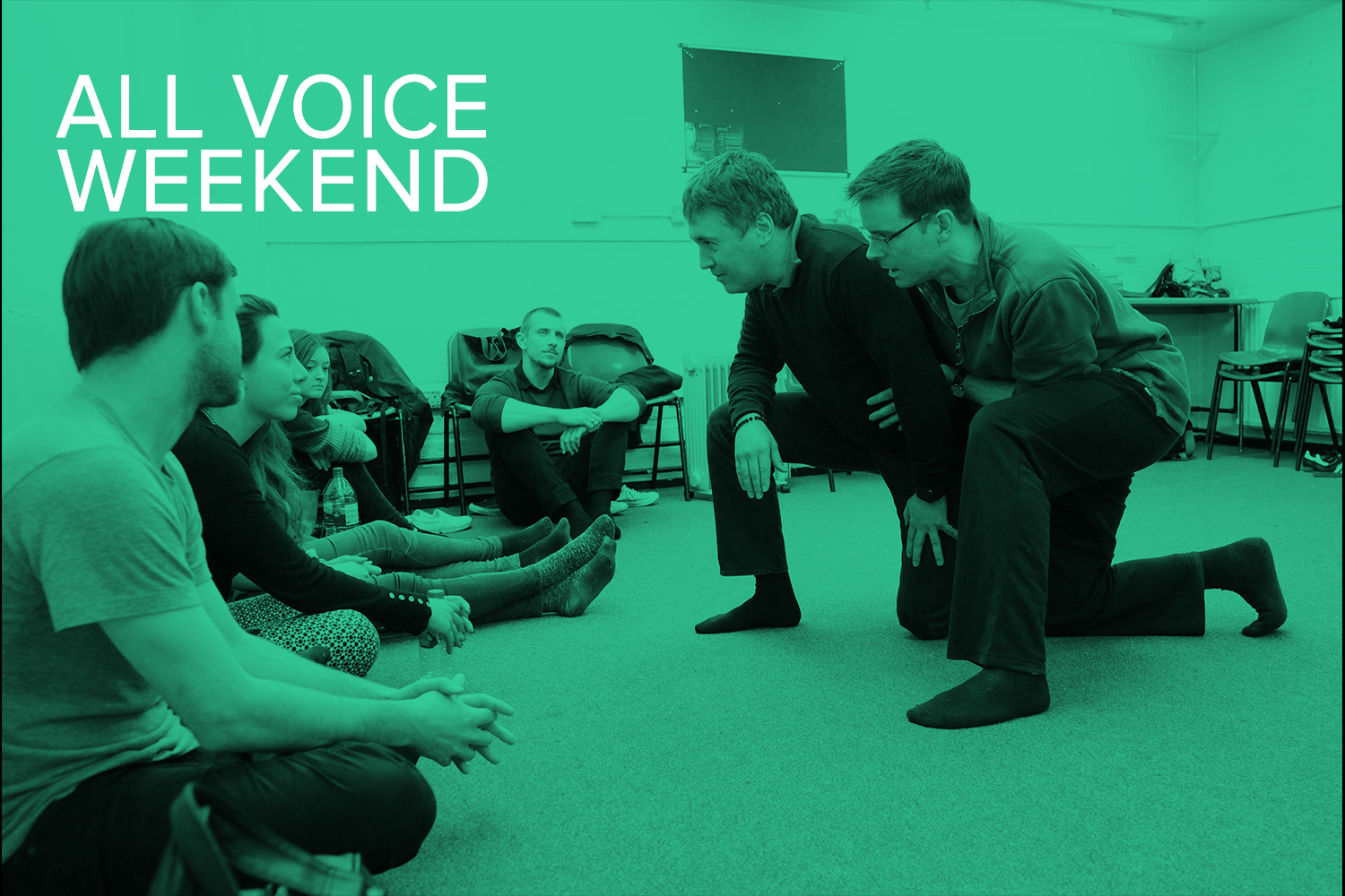 All Voice – Weekend Workshop
