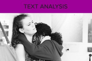 Meisner - Text Analysis
