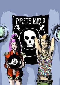 Pirate Radio Party