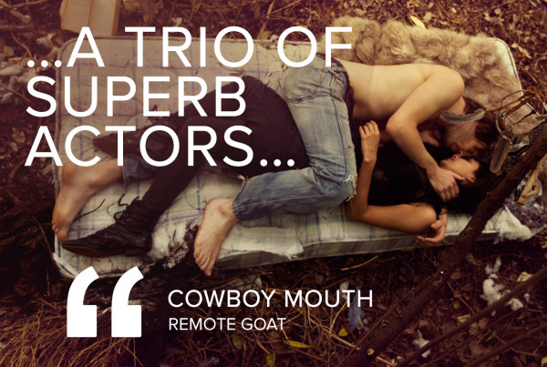 COWBOY MOUTH REMOTE GOAT 2