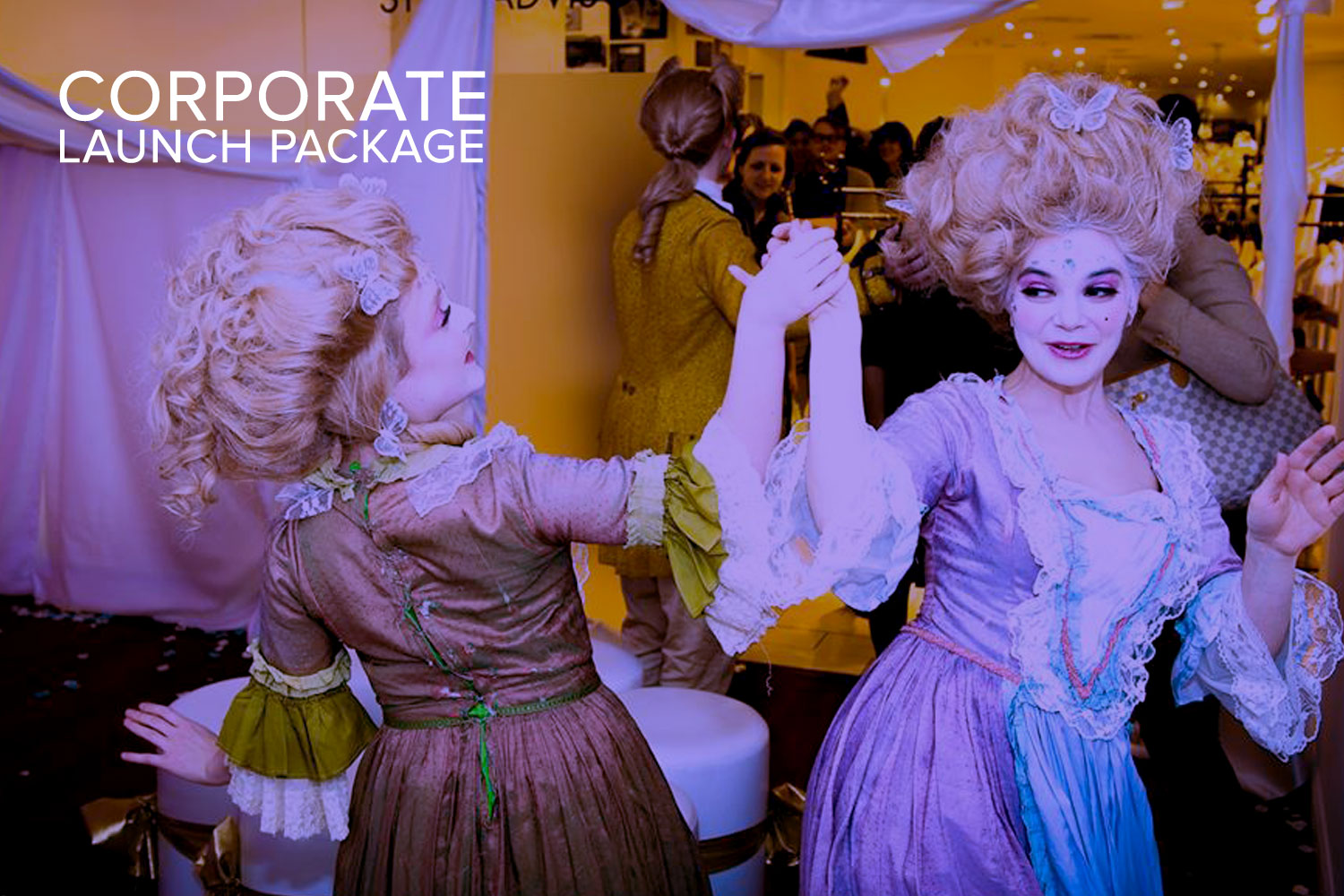 Corporate Launch Package