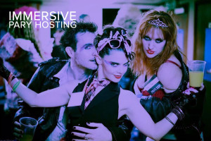 Immersive Party Hosting