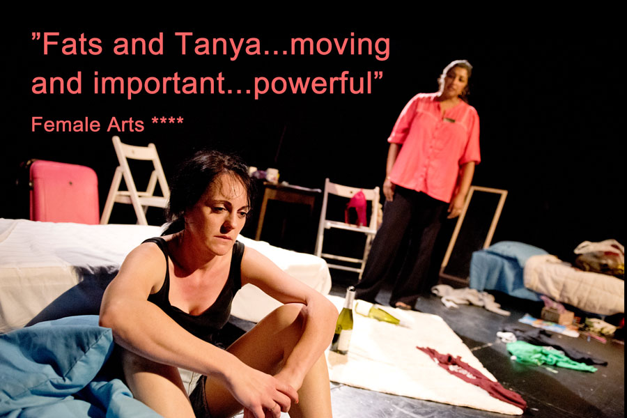 Fats and Tanya review by Female Arts