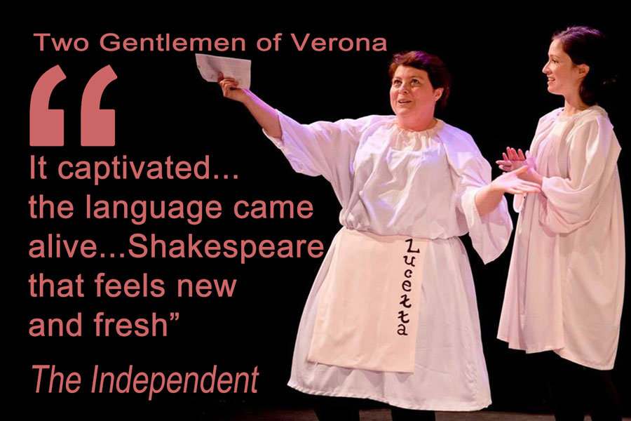 Two Gentlemen of Verona – Independent review